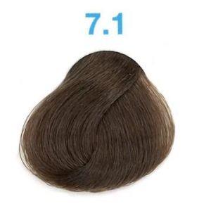 L'Oréal Majirel 7.1 blond cendré - Coloration crème de beauté