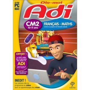 Dis-moi Adi CM2 : Français, Maths [Mac OS, Windows]