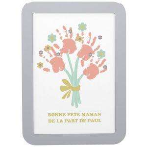 Baby Art Cadre empreinte My happy frame pour maman