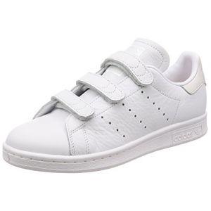 Adidas Stan Smith CF, Chaussures de Fitness Homme, Blanc Ftwbla 000, 44 2/3 EU