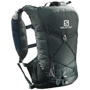 Salomon Agile 12 Kit sac à dos, green gables Sacs à dos course à pied