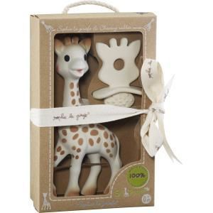 Vulli Coffret So'Pure Sophie la Girafe et Natural soother