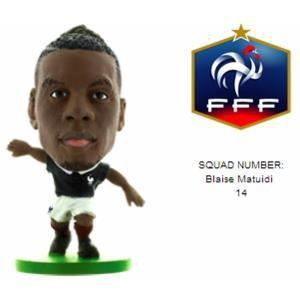 SoccerStarz Figurine Blaise Matuidi (France)