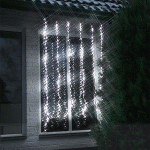 Rideau lumineux waterfall 256 LED