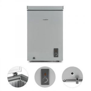 Klarstein Iceblokk - Congélateur coffre 100 Litres 75W