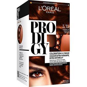 L'Oréal Prodigy 5,35 Chocolat, Couleur Extraordinaire