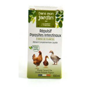 Clément Thékan Répulsif parasites intestinaux 100 ml