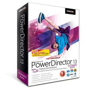 PowerDirector 13 Ultimate Suite [Windows]