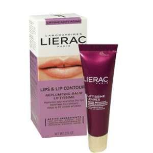 Lierac Liftissime - Baume repulpant lèvres et contours