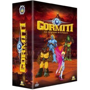 Gormiti - L'intégrale Saison 1 : Les Seigneurs de la nature !