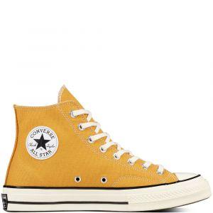 Converse 70 Hi chaussures jaune T. 38,0