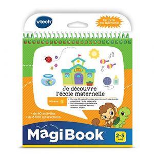 Vtech Magibook - Je découvre l'école maternelle