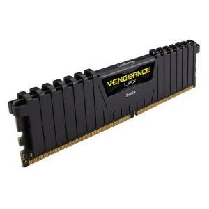 Corsair CMK4GX4M1A2400C16 - Barrette mémoire Vengeance LPX Series Low Profile 4 Go DDR4 2400 MHz CL14