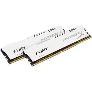 Kingston HX426C16FWK2/32 - HyperX FURY DDR4 32 Go: 2 x 16 Go DIMM 288 broches