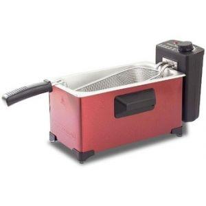 Kitchencook Friteuse FR3030 INOX ROUGE
