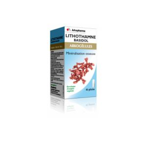 Arkopharma Arkogélules - Lithothamne (Basidol) - 45 gélules