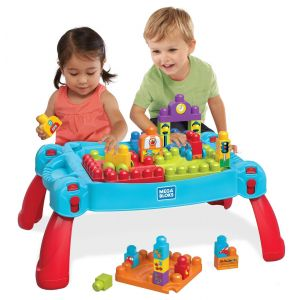 Mega Bloks La table d'apprentissage