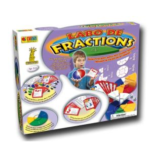 Creative Toys Labo de fractions