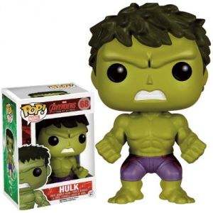 Funko Figurine Pop! Age Of Ultron : Hulk