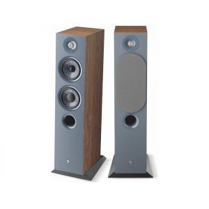 Focal Chora 816 dark wood X1 - Enceinte colonne