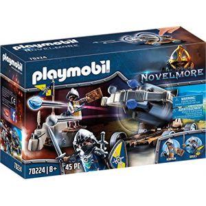Playmobil 70224 - Chevaliers Novelmore et baliste Novelmore