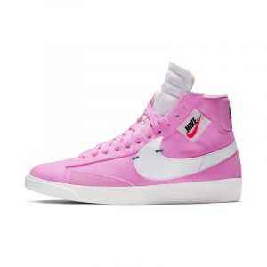 Nike Chaussure de Basket-ball Chaussure Blazer Mid Rebel pour Femme - Rose - Couleur Rose - Taille 37.5