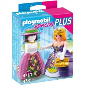 Playmobil 4781 Special Plus - Princesse avec robe royale