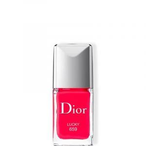Dior 659 Lucky - Vernis haute couleur brillance et tenue effet gel