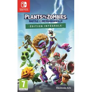 Plants vs Zombies : La Bataille de Neighborville Edition Intégrale (Nintendo Switch) [Switch]