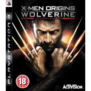 X-Men Origins : Wolverine [PS3]
