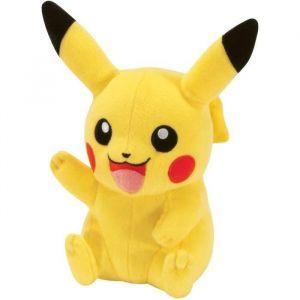 Tomy Peluche Pokémon 20 ans Pikachu Happy