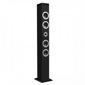 Sunstech STBT120BK - Tour sonore bluetooth Radio FM USB 20W