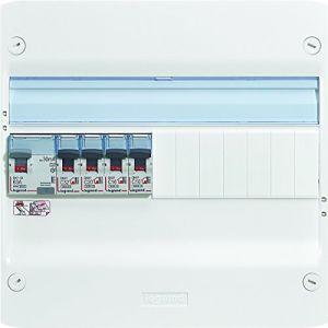 Legrand Tableau électrique équipé précâblé spécial pour extension cuisine/cellier