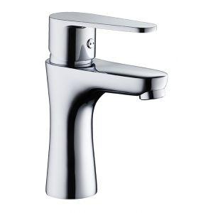 EUROSANIT Mitigeur lavabo chrome Algeo