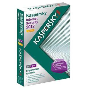 Internet security 2012 - Mise à jour du contrat [Windows]
