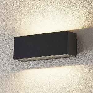 Lampenwelt LED Applique Exterieur 'Oliver'