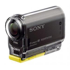 Sony HDR-AS30V : Caméra sport HD + Caisson étanche SPK+AS2 + 3 supports de fixation
