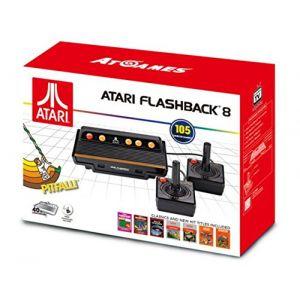 Console Retro Atari Flashback 8 + 105 jeux - édition 2017-2018