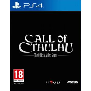 Call Of Cthulhu sur PS4