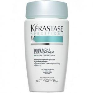 Kérastase K Spécifique Bain riche dermo-calm - Shampooing nutri-apaisant