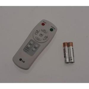 LG Télécommande d'aspirateur robot