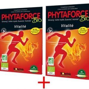 Biotechnie Lot Phytaforce Bio 2 x 20 ampoules