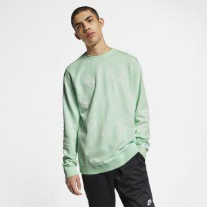 Nike Haut en molleton Sportswear pour Homme - Vert - Taille S - Male