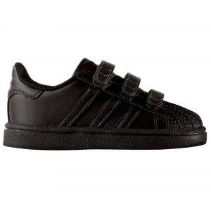 Adidas Originals Superstar CF, Chaussures de Fitness Mixte Enfant, Noir
