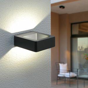 Lampenwelt Bernardo - Applique d'extérieur LED