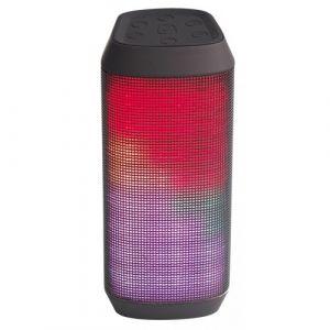 R-music Party Time - Enceinte sans fil Bluetooth lumineuse