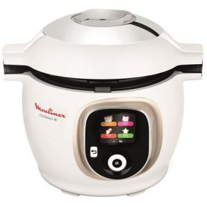 Moulinex Cookeo Blanc/Champagne CE851A10