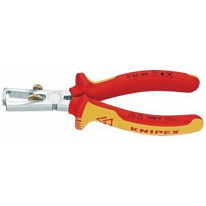 Knipex 11 06 160 - Pince à dénuder isolée 160 mm