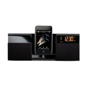 Logitech Pure-Fi Anytime - Station d'accueil et enceintes pour iPod