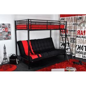 lit mezzanine habitat comparer 2346 offres. Black Bedroom Furniture Sets. Home Design Ideas